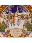 "Тарелка Wedgwood A Child's Christmas ""Детское Рождество"""
