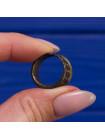 Копия древнего наперстка кольцевого типа из Римской Империи