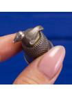 Коллекционный металлический наперсток Тюлень