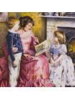 "Тарелка Royal Doulton ""Bedtime Story"""