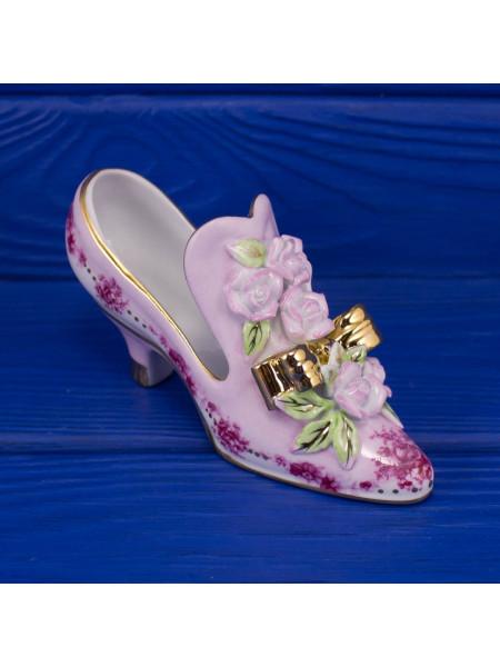 Удивительной красоты фарфоровая туфелька от Regal #2