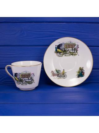 Чайная пара Hammersley