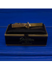 Позолоченный зажим для галстука от Stratton в оригинальной коробочке
