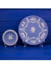 Подставки прозрачные для декоративных тарелок №4