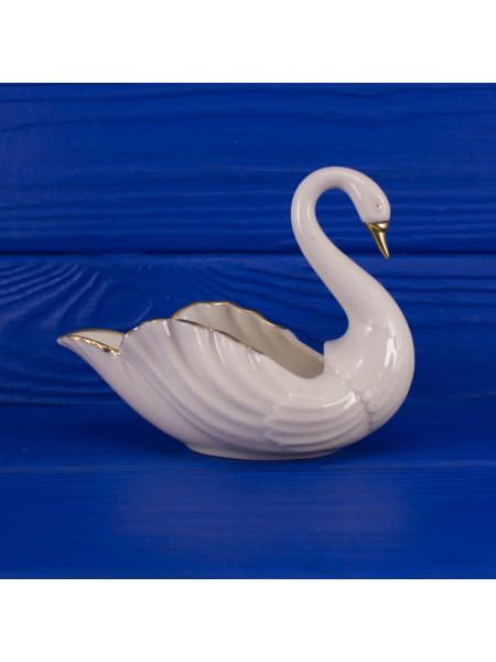 Чаша Lenox в форме лебедя