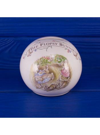 "Копилка ROYAL ALBERT ""THE FLOPSY BONNIES"""