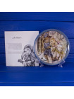 """Тарелка KONIGSZELT № 1110 C """"Die Reise"""" с сертификатом"""
