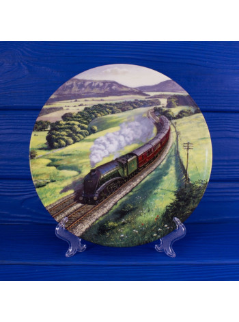 Тарелка Royal Doulton 2543A Past Green Fields