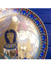 """Тарелка Royal Worcester """"Tutankhamun And His Queen"""""""