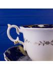 Антикварная чайная пара H&R Daniel