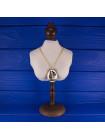 Роскошная подвеска из костяного фарфора от Connoisseur