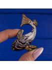 Очаровательная рыбка в стиле Lea Stein ll