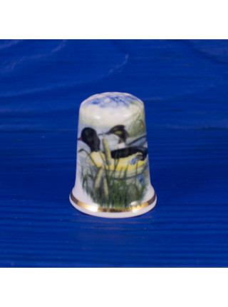 Коллекционные наперстки от Birchcroft с утками