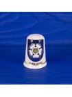 Коллекционный наперсток с флагом графства Йоркшир от Birchcroft