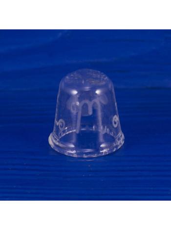 Коллекционный наперсток из стекла скорпион - отличный подарок человеку, родившемуся в период с 24 октября по 22 ноября