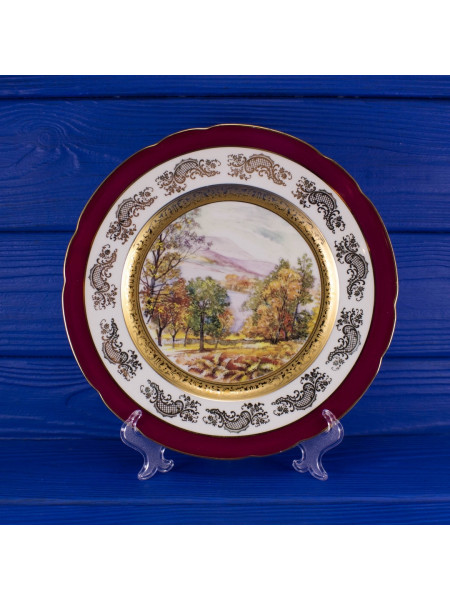 Тарелка Limoges