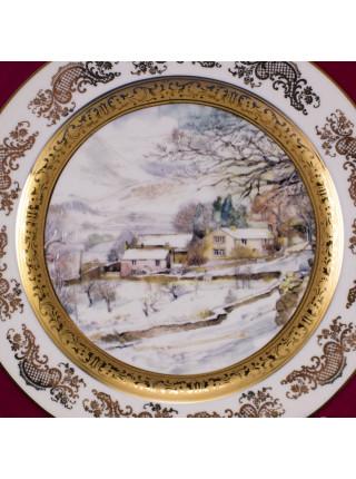 Тарелка Limoges II