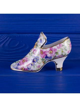 Удивительной красоты фарфоровая туфелька от Regal