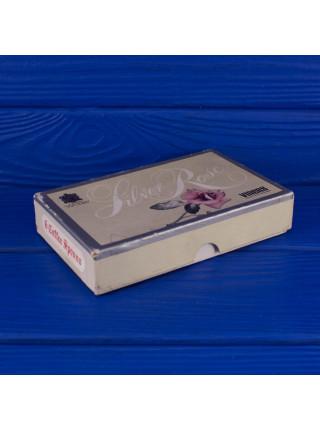 Набор из шести посеребренных чайных ложечек в оригинальной коробочке от Viners