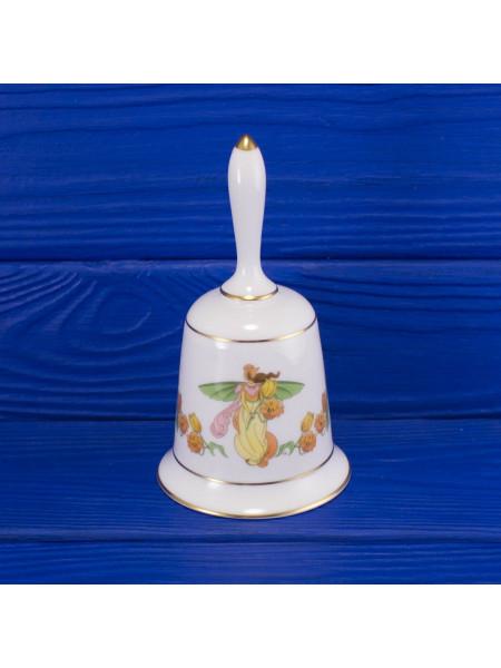 """Колокольчик Franklin Mint из серии """"Феи цветов"""" Tulip"""