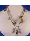 Ожерелье от One в скандинавском стиле