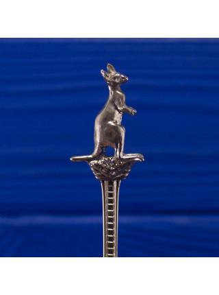 Коллекционная ложечка с кенгуру