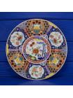 Тарелка коллекционная из Японии