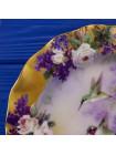 "Тарелка № 13131F ""Crown Jewels"" c колибри серии Lena Liu s Delicate Treasures"
