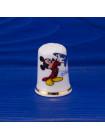 Коллекционный наперсток с Микки Маусом от Disney