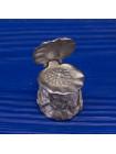 Редкий металлический коллекционный наперсток морской раковины с жемчужиной серии The Surprise Collection от Thimble Collectors Club