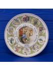 """Коллекционная тарелка Wedgwood """"Peter Rabbit"""" с пожеланиями счастливого дня рождения"""