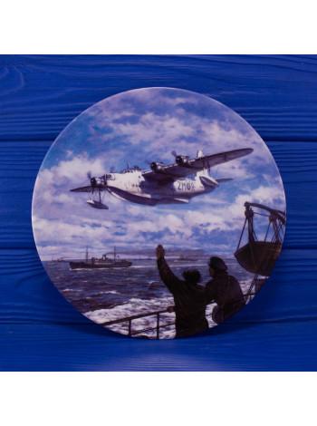 Тарелка Royal Doulton № 199A Convoy Duty