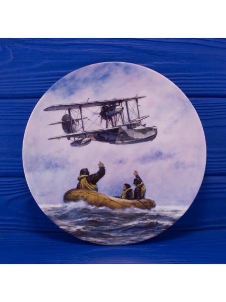 Тарелка Royal Doulton № 2765A Rescue Role