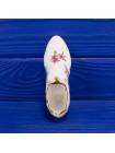Туфелька из английского костяного фарфора от Paragon