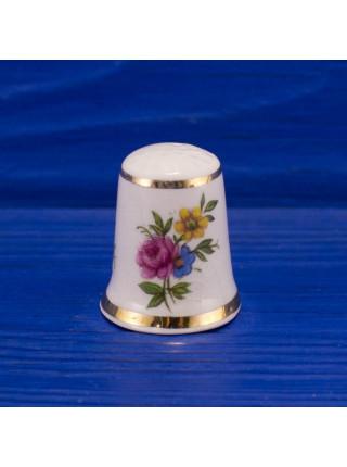 Роскошная коллекция из семи винтажных наперстков от Masons