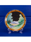 "Тарелка Royal Worcester ""Blue Lagoon"""
