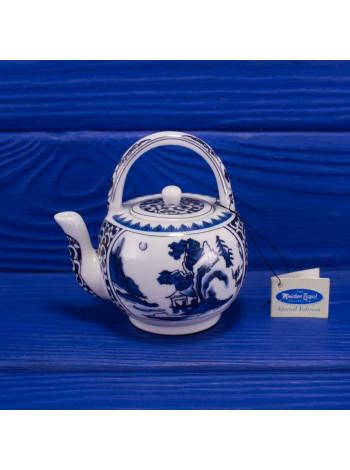 Очаровательный миниатюрный чайничек