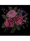Очаровательная бархатная сумочка с вышивкой в винтажном стиле от Ravel London