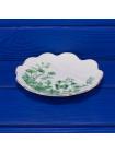 Фарфоровое блюдце дизайна Cottage Green от Aynsley