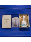 Роскошный винтажный колокольчик в оригинальной подарочной коробке от Hammersley 1980 год