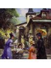 Тарелка Freitag №А-5114 из коллекционной серии Die Ferienwoche der Familie Kappelmann
