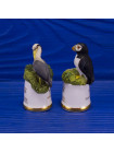 """Пара наперстков """"Heron и Puffin"""" из коллекционной серии BIRDS of BRITAIN от Sutherland"""