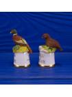 "Пара наперстков ""Pheasant и Red Grouse"" из коллекционной серии BIRDS of BRITAIN от Sutherland"