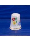 Фарфоровый наперсток, произведенный специально для Martin House