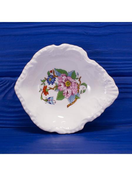 Блюдце для украшений в форме листа дизайна Pembroke от Aynsley