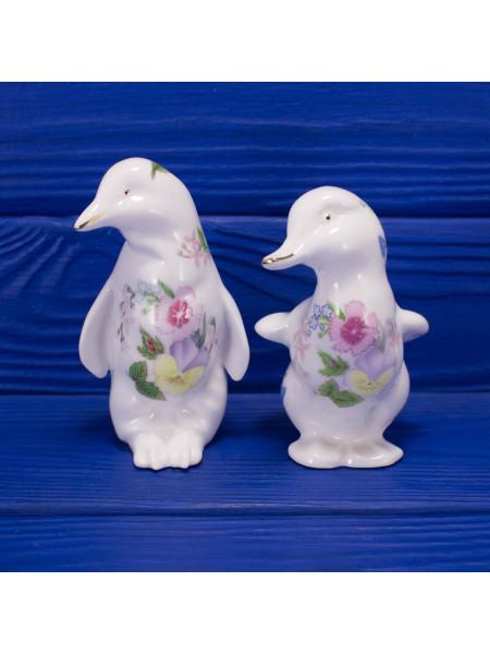 Фарфоровая фигурка пингвина дизайна Wild Tudor от Aynsley