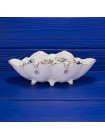 Чаша на ножках в форме раковины дизайна Pembroke от Aynsley