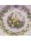 """Тарелка Royal Doulton """"Spring"""" (Весна) Ежевичная Поляна"""