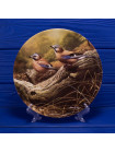 """Тарелка Royal Doulton № 9310A """"Early Outing"""" серии Treasures of the Morning"""