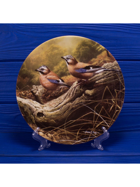 "Тарелка Royal Doulton № 9310A ""Early Outing"" серии Treasures of the Morning"